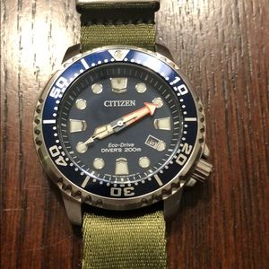 Men's Citizen Promaster Diver